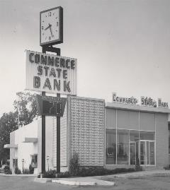 Main Bank building in 1960